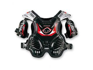 UFO Boy Chest Protector Black 8-12 Years/Size YL