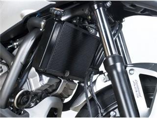 R&G RACING Radiator Guard Black Honda
