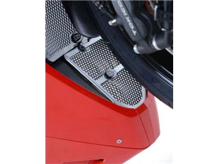 R&G RACING Downpipe Grille Black Honda CBR1000RR - 76036383
