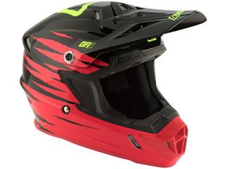 Casque ANSWER AR1 Pro Glow Red/Black/Hyper Acid taille XL - 1007060a-5f5b-493f-b6bc-14d2dcd16208