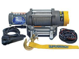 Treuil SUPERWINCH Terra 45 2041kg câble acier