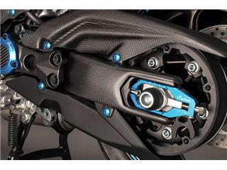 LIGHTECH Swingarm Protection Matte Carbon Yamaha T-Max 530 - 4443458