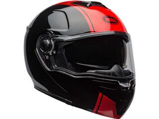 BELL SRT Modular Helmet Ribbon Gloss Black/Red Size XXL - 105c6b78-b9e0-45f0-bd50-5e0e06bbc284