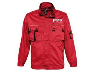 BS Jacket Red Size L