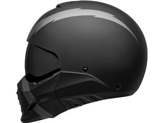Casque BELL Broozer Arc Matte Black/Gray taille S - 10902ba0-5b7f-416a-8554-0492bd3d30a4