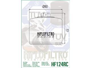 Filtro de Aceite Hiflofiltro Racing HF124RC Kawasaki - 10a41df1-2318-4b47-a4aa-5a1dd89d5c21