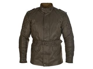 VESTE HERITAGE OLIVE S CIRE / HOMME TAILLE 38