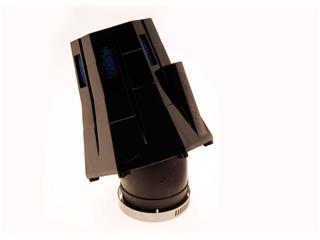 Filtre à air BIHR 30° avec capuchon noir/bleu - 790801