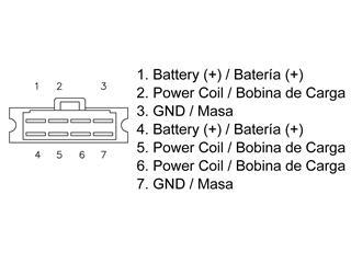 Régulateur TECNIUM type origine Honda - 10fb443d-16f6-4ecd-a260-85eb8c3cc7d8