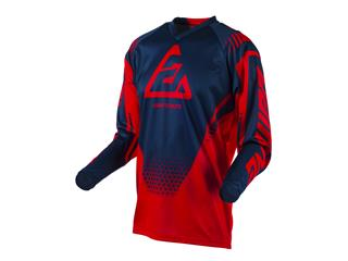 Maillot ANSWER Syncron Drift rouge/Midnight taille L