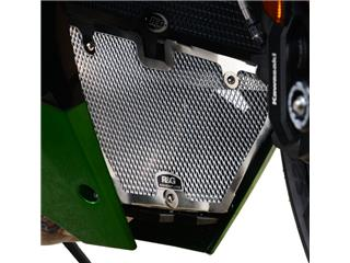 R&G RACING Downpipe Grille Black Kawasaki H2 SX