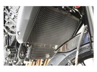 R&G RACING (Oil & Water) Radiator Guard Black Triumph Speed Triple 1050