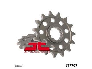 Pignon JT SPROCKETS 15 dents acier standard pas 520 type 707 Aprilia - 46000241