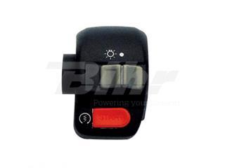 Mando eléctrico completo Domino derecho Aprilia 0008AB.1A.04-01