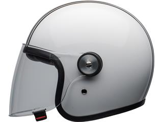 Casque BELL Riot Rapid Gloss White/Black taille XL - 1209259f-4f81-442f-be95-ef7a7e5ac463