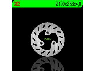 Disque de frein NG 303 rond fixe - 350303