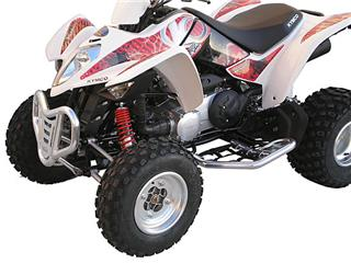 NERF BAR PRO RID KYMCO KXR250 MAXXER300