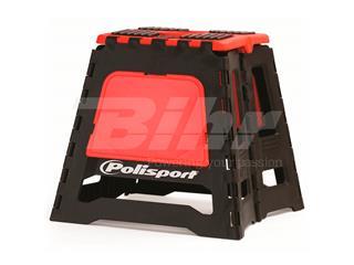 Caballete plegable de plástico Polisport rojo 8981500004 - 12621b06-a3cb-4047-b186-de28d63e2580