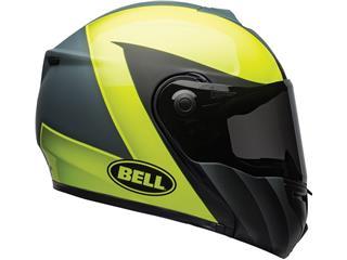 BELL SRT Modular Helmet Presence Matte/Gloss Grey/Neon Yellow Size XXL - 1275726c-241e-4de9-a856-1f6d5587b5aa