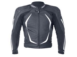 RST Blade II Jacket Leather Mid-Season White Size S Women
