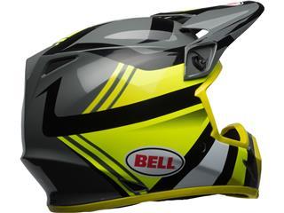 Casque BELL MX-9 MIPS Gloss HI-VIZ Yellow/Black Marauder taille XS - 1284884a-6098-400d-bc72-d527a438510f