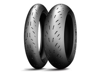 MICHELIN Tyre POWER CUP B 200/55ZR17 M/C 78W TL