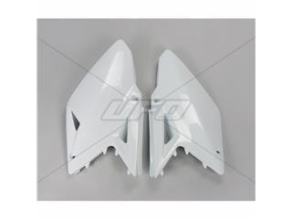 Plaques latérales UFO blanc Suzuki RM-Z450 - 78328910