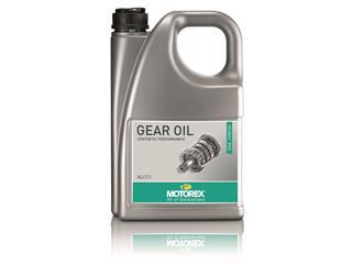 Huile boîte de vitesse MOTOREX Gear Oil 10W30 100% synthèse 4L - 551718