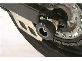 R&G RACING Swingarm Protection Black Yamaha WR250X