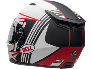 BELL RS-2 Helmet Swift White/Black Size L - 1367acd3-a127-467f-ae19-a74e73c8c063