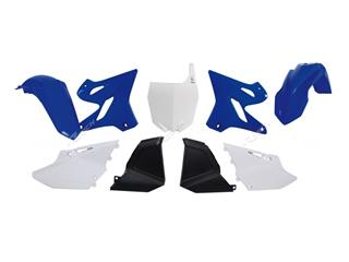 Kit plastique RACETECH Replica (15-16) bleu/blanc Yamaha YZ125/250 - 7804985