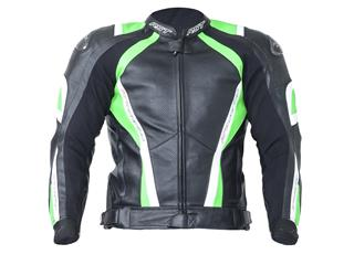 RST Pro Series CPX-C Jacket Leather Neon Green Size S