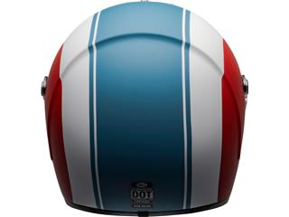 Casque BELL Eliminator Slayer Matte White/Red/Blue taille L - 13833302-7e9c-4ed2-9eeb-b9c04be923d5