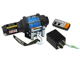 ART 3500 G2 Winch 10m Synthetic Rope