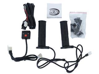 Poignées chauffantes R&G RACING interrupteur guidon 22mm Clip-on - 13c3ecae-ede9-456d-8329-b96b11629714