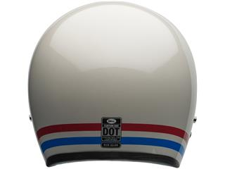 Casque BELL Custom 500 DLX Stripes Pearl White taille XXL - 13ed9320-bf48-4890-b0d8-88d728747487