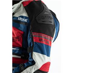 RST Adventure CE Textile Jacket Ice/Blue/Red Size XS Women - 142135fe-b06d-4ea0-a811-6cda3c57342a