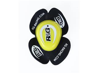 R&G RACING Aero Knee Sliders Yellow - 142af2e3-db2c-4d1e-8384-16671b2f3e49
