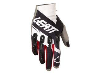 LEATT GPX 4.5 Lite Gloves Black/White Size S/EU7/US8 - 434153S
