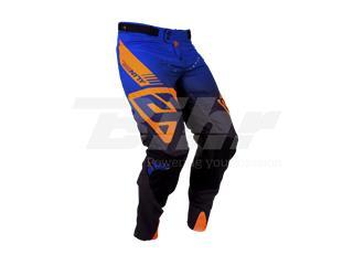 Pantalón ANSWER Trinity Negro/Azul Oscuro/Naranja Flúor Talla 36 (XL) - 146820ae-17f6-456d-89a6-5d588553d440