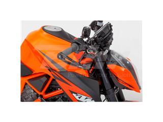 Protector de maneta derecha negro LSL 580L025RSW