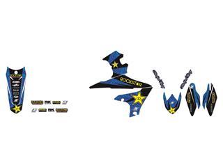 Kit déco BLACKBIRD Rockstar Energy Yamaha YZ85