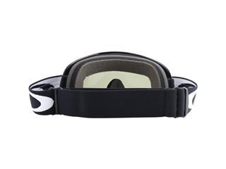 OAKLEY XS O Frame MX Sand Goggle Jet Black Dark Grey + Clear Lens - 14d83257-f9c9-4256-9cda-d97f3bfea931