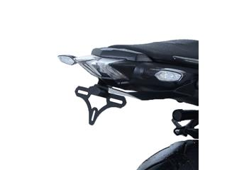 R&G RACING Licence Plate Holder Black Yamaha Niken - 6200001901