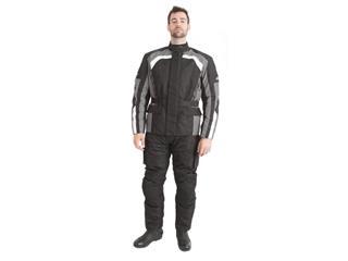 Veste RST Alpha IV textile toutes saisons gris foncé taille 4XL homme - 117260254