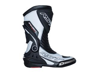 RST Tractech Evo 3 CE Boots Sports Leather White 47 - 12101WHI47