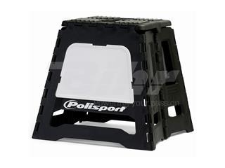 Caballete plegable de plástico Polisport blanco 8981500006 - 42866