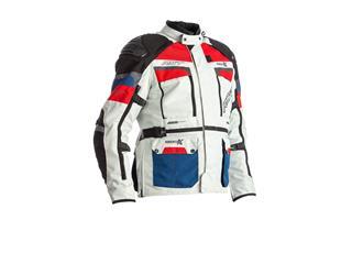 Chaqueta Textil (Hombre) RST ADVENTURE-X Azul/Rojo , Talla 62/4XL - 814000530774