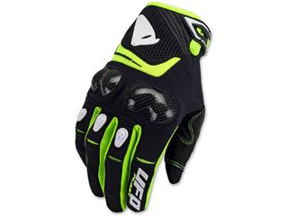UFO Reason Gloves Black/Green Size M