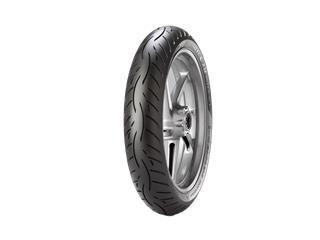 METZELER Tyre Roadtec Z8 Interact (F)(M) Standard version STD + BMW R-nineT 120/70 ZR 17 M/C (58W) TL